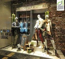 Visual Merchandising Service