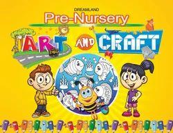 Pre-Nursery Art and Craft Book