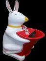 Rabbit Fiber Dustbin