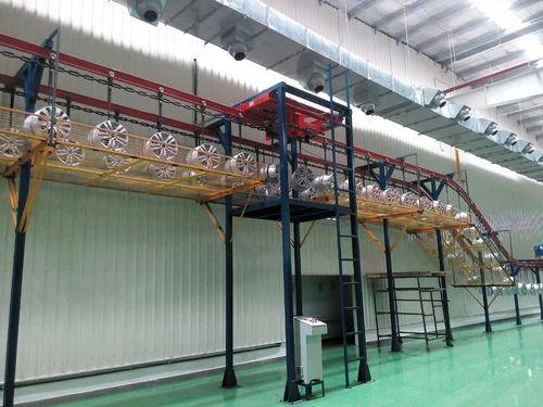 Monorail Overhead Conveyors And Belt Conveyor Manufacturer
