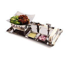 Snacks Service Set