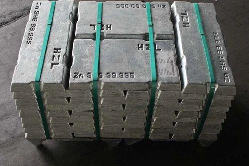 Zinc Products Zinc Ingots Importer From Mumbai