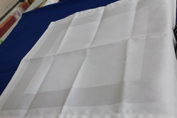 Organic Table Linens