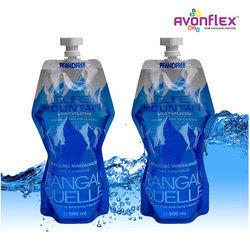 Water Pouches Packaging