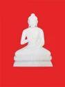 Sitting Buddha Makrana Moorti