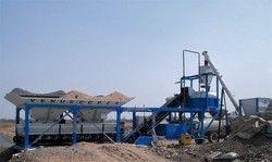 Mobile Concrete Batching Plant (CCP Series)