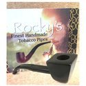 Rocky,s Retro Vintage Wooden Smoking Pipe Cigar pipes