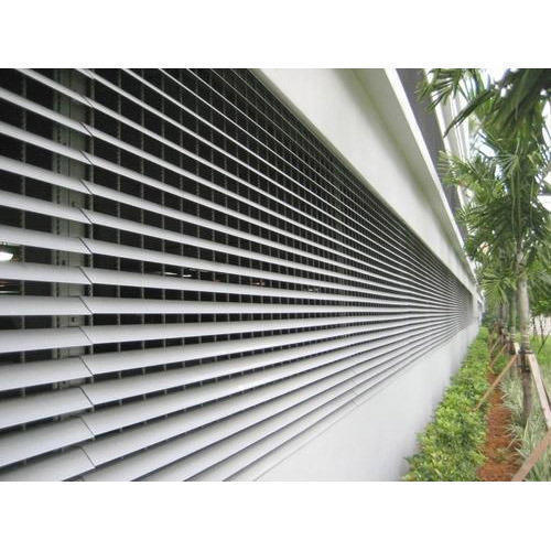 Air Louvers - Modern Louver Manufacturer from Chennai
