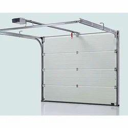 Aluminum Sectional Garage Door. Get Best Quote  sc 1 st  Jain Shutter Industries & Sectional Doors - Aluminum Sectional Garage Door Manufacturer from ...