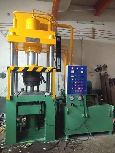 Utensils Making Machine