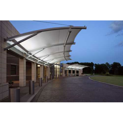 Entrance Canopy Tensile Structure  sc 1 st  IndiaMART & Entrance Canopy Structures - Entrance Canopy Tensile Structure ...