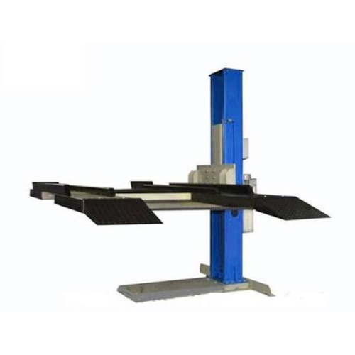 Get A Quote For My Car: Car Parking Lift Single Post