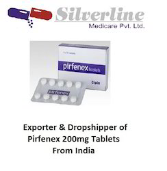 Pirfenex 200mg Tablets