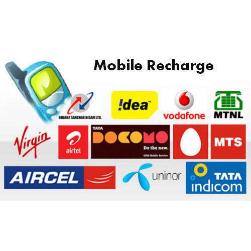 Mobile Recharge Software in Surat, मोबाइल