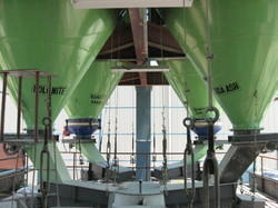 Glass Frits Batching System