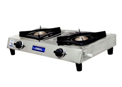 BPL Double Burner LP Gas Stove