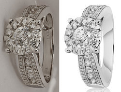 Jewelry Photo Editing Background Removal Services