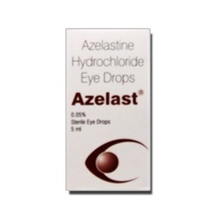 Azelast Eye Drops