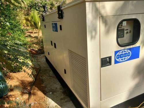 Caterpillar Silent Diesel Generator