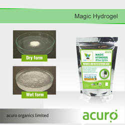 Magic Hydrogel