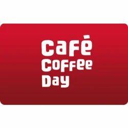 Cafe Coffee Day - E-Gift Card - E-Gift Voucher