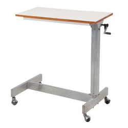 Over Bed Table Mayos type S.S.