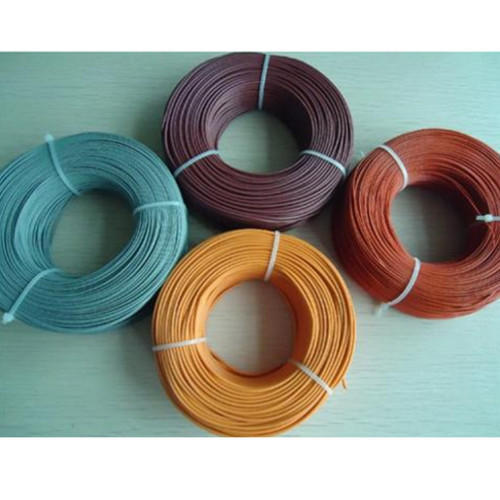 Industrial Wires - PTFE Teflon Wires Manufacturer from Delhi
