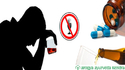Alcohol De Addiction Powder Medicine
