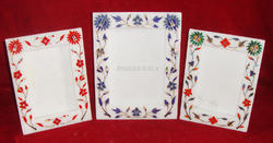 Inlay Marble Photo Frames