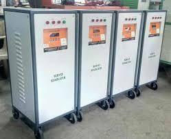 Servo Stabilizer Air Cooled 12kva