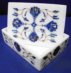 Marble Trinket Boxes