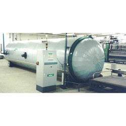 Wood Hot Oil Impregnation Autoclave