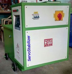 15Kva Servo Stabilizer Oil Cooled