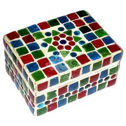 Decorative Mosaic Box