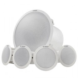LC6-100S-L Ceiling Mount Compact Sound Speaker System