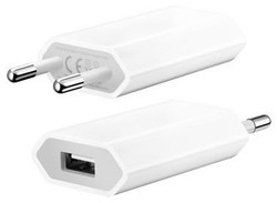 Apple MD813ZM/A Charger for iPhone 4, 4S, 5, 5c, 5s, 6 & 6s Mobiles