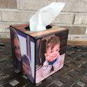 Customised Tissue Box