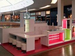 Portable Mall Kiosk