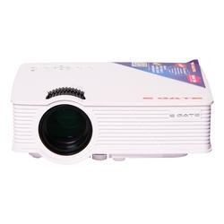 Egate I9 LED LCD Projector White