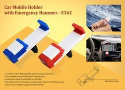 Car Vent Mobile Holder With Emergency Hammer