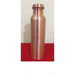 Handmade Copper Water Bottle