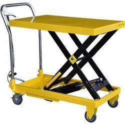 Hydraulic Scissor Lift Platform Trolley