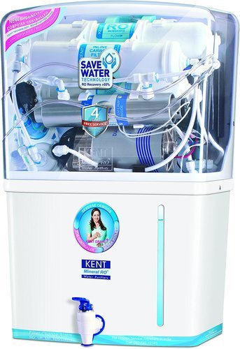52d6ae916b3 Kent Grand Plus 8-Litre Mineral RO UV UF with TDS Controller Water Purifier