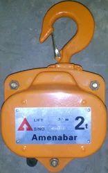 Amenabar Chain Pulley Block
