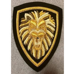 Embroidery Dabaka Badges