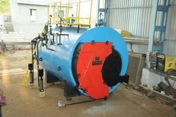 Packaged Type Steam Boiler