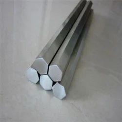 Hexagon Stainless Steel Bar