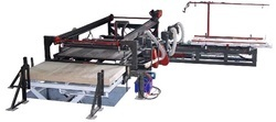 Automatic Plywood Double Sizer