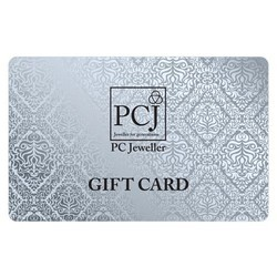 PCJ Diamond Jewellery - Gift Card - Gift Voucher