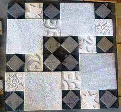 Decorative Marble Mosaic Wall Cladding Tiles